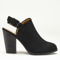 One of A Kind Ankle Boot In Black