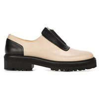 Mm6 Maison Margiela 'catherine' Zip Shoe - Voo Store - Farfetch.com