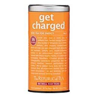 get charged® - No. 3 Herb Tea for Energy