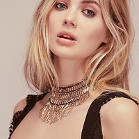 Free People Ocean Floor Choker