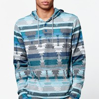 Fulton Hooded Long Sleeve Shirt