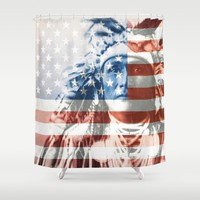 Native Americans in the United States Shower Curtain by Jbjart