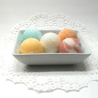 Winter Bath Bomb Set