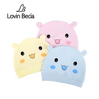LOVIN BECIA Baby hat Cute Cotton hats for borns baby caps handmade Children Kids Born boy girls beanie hatchimals infantil