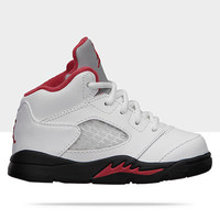 Check it out. I found this Air Jordan 5 Retro (2c-10c) Infant/Toddler Boys' Shoe at Nike online.