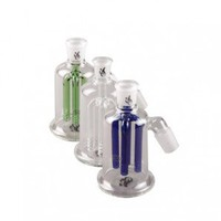 Weed Star - 4-arm Tree Perc Precooler - Choice of 4 colors - Accessories and Spare Parts - Glass Bongs - Bongs and Waterpipes - Smoking Pipes - Grasscity.com