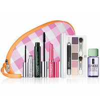 Clinique Pretty in Pinks & Plums Set - Makeup - Beauty - Macy's