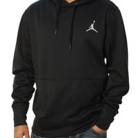 Nike Men's Jumpman Therma-Fit Stay Warm Track And Field Training Hoodie