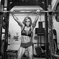 abs, fit, fitness, girl, hot - inspiring picture on Favim.com