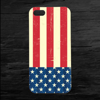 American Flag iPhone 4 and 5 Case
