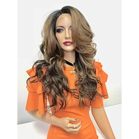 High-lights lace front wig - Hearts