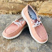 Very G Gypsy Jazz Holly Sneakers in Blush