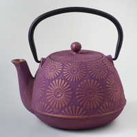 Plum Flower Teapot