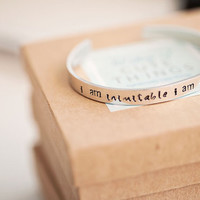 i am inimitable, i am an original, hamilton bracelet, aaron burr. hamilton gifts, hamilton,hamilton jewelry,stamped bracelet,hamilton quotes