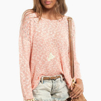 Pins and Needles Sweater $47