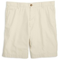 """The Skipjack 9"""" Short in Stone by Southern Tide"""