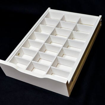 Makeup Organizer - IKEA Alex 9 Large Compact Organizer - IKEA Alex 9 Makeup Drawer Insert - Large Compact Storage - Cosmetic Storage