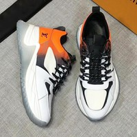 LV Louis Vuitton Classic Fashion Men Casual Sport Shoes Sneakers
