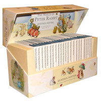 The World of Peter Rabbit Collection, Fiction Books