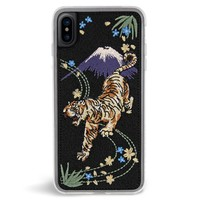 Fuji Embroidered iPhone Case