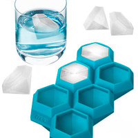 Iced-Out Ice Cube Tray