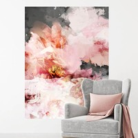 In Bloom Mural Wall Decal