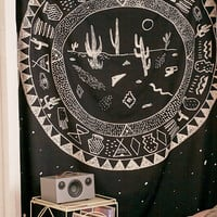 Kris Tate Inside Deserts Tapestry - Urban Outfitters