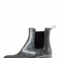 Jeffrey Campbell Shoes STORMY New Arrivals in Glitter Multi