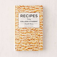 Recipes Every College Student Should Know By Christine Nelson | Urban Outfitters