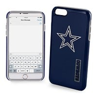 "Dallas Cowboys Impact TPU 2-Piece Dual Hybrid iPhone 8 / iPhone 7 / iPhone 6 / iPhone 6s Case - 4.7"" Screen ONLY"