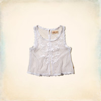 Swami's Beach Cropped Top