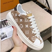 Louis Vuitton LV The latest casual sports shoes-36