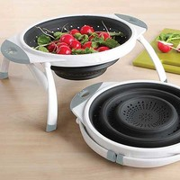 Collapsible Pop Colander