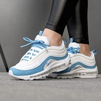 Nike W Air Max 97 Ess White/ University Blue