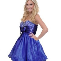 Faironly N-xm3 Short Length Party Prom Cocktail Mini Dress