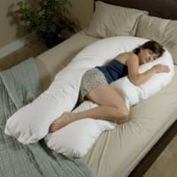 Cool Stuff - The Total Body Support Pillow.