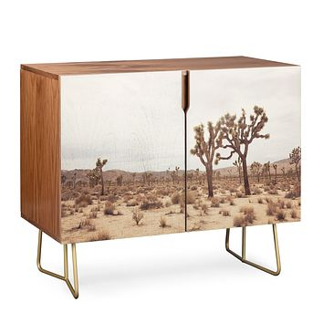 Catherine McDonald California Joshua Trees Credenza