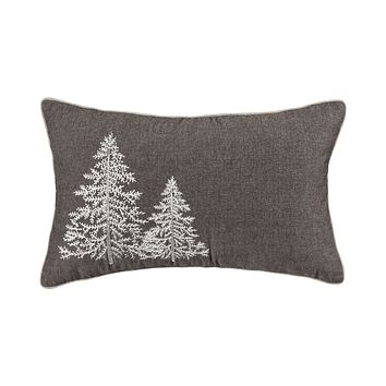 Glistening Trees 16x26 Pillow - COVER ONLY