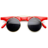 OPTIC FUSION SUNGLASSES - RED