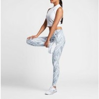 Nike Women's Power Legend Large Cubed Printed Tights| DICK'S Sporting Goods