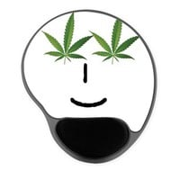 Pot Head Emote Mousepad> The Pot Head Emote> 420 Gear Stop