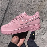 KUYOU NIKE AIR FORCE EASTER PINK