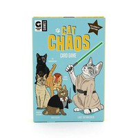 GINGER FOX CAT CHAOS GAME