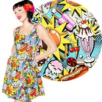 Folter Retrolicious Snack Attack Dress | Free Shipping