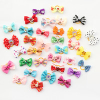 Armi store 20 Pcs Pet Bow 6011026 Hair Little Bows s s Beads