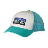 Patagonia P-6 LoPro Trucker Hat- Howling Turquoise