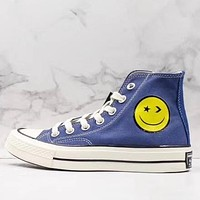 Trendsetter  Converse Chuck 70 Women Men Fashion Casual High-Top Canvas Shoes