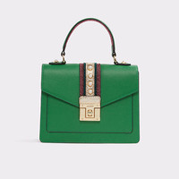 Whipster Forest Green Women's Top handle | ALDO US