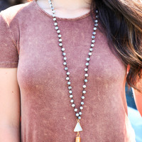 The Pearson Necklace, Brown | BPD