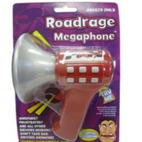 Road Rage Megaphone Adults Only!!!:Amazon:Everything Else